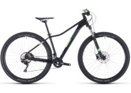 CUBE ACCESS WS RACE BLACK'N'GREEN 2020