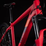 CUBE AIM RACE RED'N'ORANGE 2020