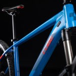 CUBE REACTION PRO BLUE'N'RED 2020