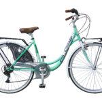 Cinzia LIBERTY Lady 26″ 6B Mint Green/White