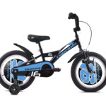 Capriolo MUSTANG 16 black-blue