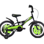Capriolo MUSTANG 16 black-green