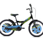 Capriolo MUSTANG 20″ black-blue-green