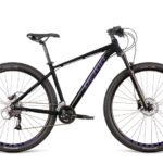 Dema RAVENA 7 black-ultra violet
