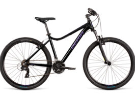 Bicycle Dema TIGRA 1 black-ultra violet