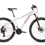 Bicycle Dema TIGRA 3 white-violet